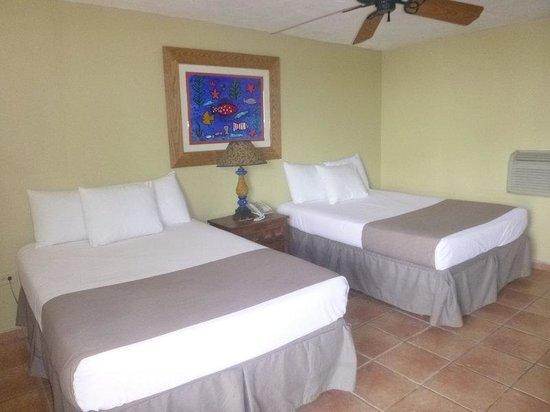 Caribe Playa Beach Hotel : Superior Two Full Beds Accomodation