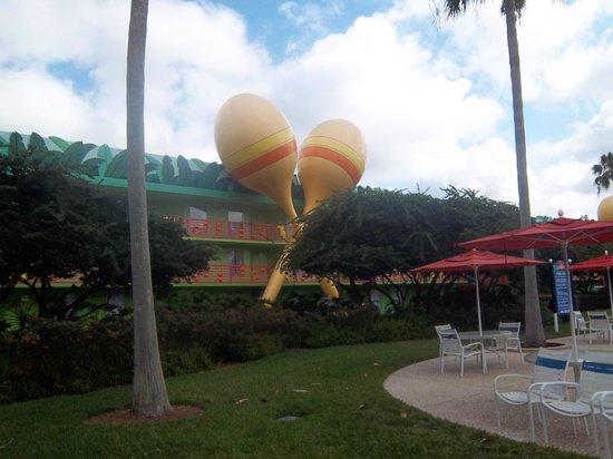 迪士尼全明星音乐度假酒店照片