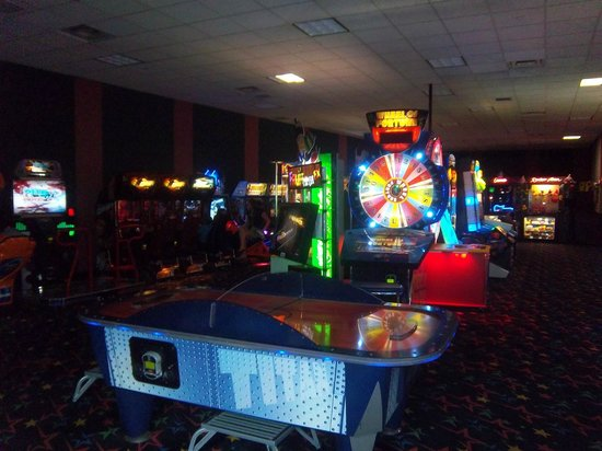 Disney's All-Star Music Resort: Arcade