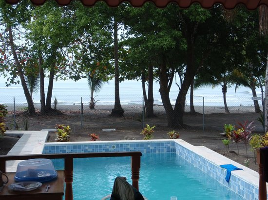 Puerto Armuelles, Panama: The view
