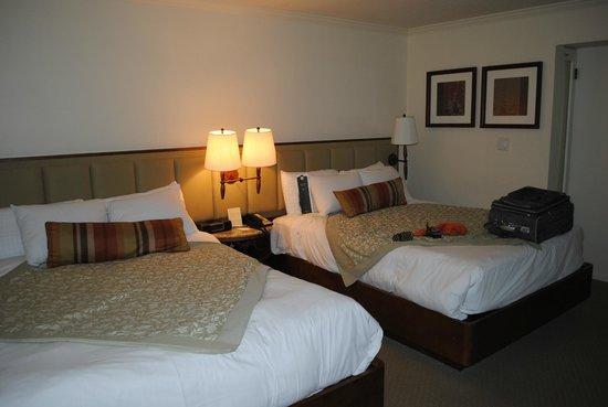 Rancho Bernardo Inn : Our Room