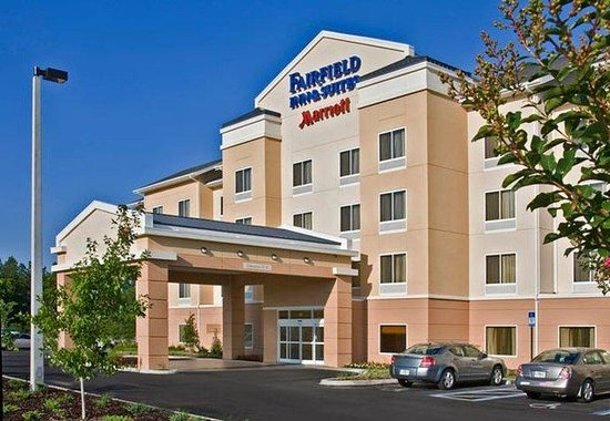 Fairfield Inn & Suites Vernon