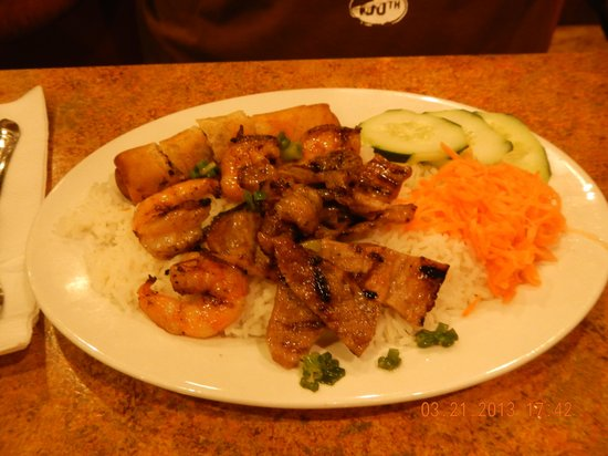 Pho Thanh Binh: multi meat