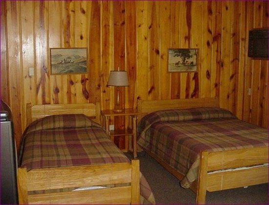 Powder House Lodge: ROOMCABIN
