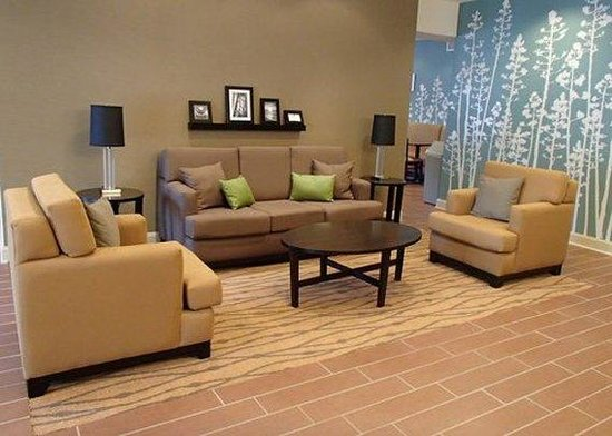 Sleep Inn & Suites : Lobby