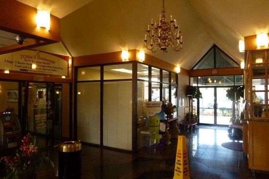 Days Inn Lanham Washington D.C : Lobby