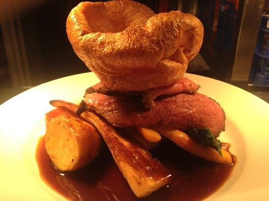 Phoenix : roast beef and Yorkshire pudding