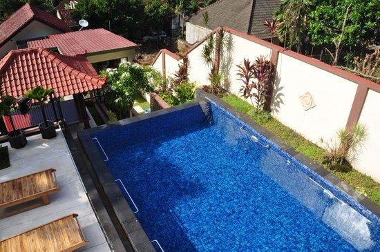 Villa Mataano: Pool