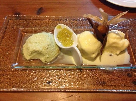 Almacen Nacional : pastel de choclo (postre)