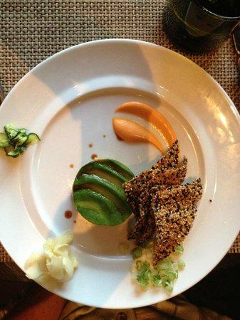 Wolfgang Puck Bar & Grill - LA Live : Spicy Tuna Tartar