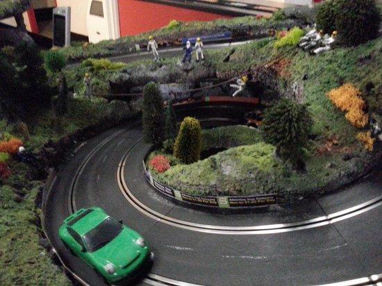 Stonerig Raceway : Go green!