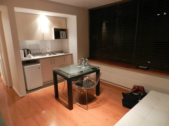 Hotel Orly: Apartment 62 - Kitchen
