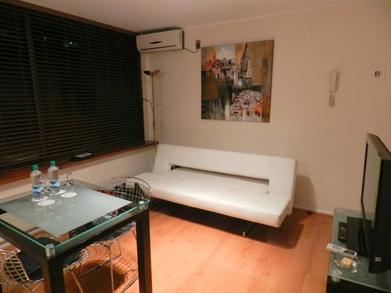 Hotel Orly: Apartment 62 -- Living Area