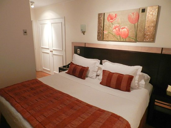 Hotel Orly : Apartment 62 - Bedroom
