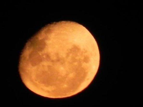 Fasano Restaurante: Lua cheia dava um clima no caminho...