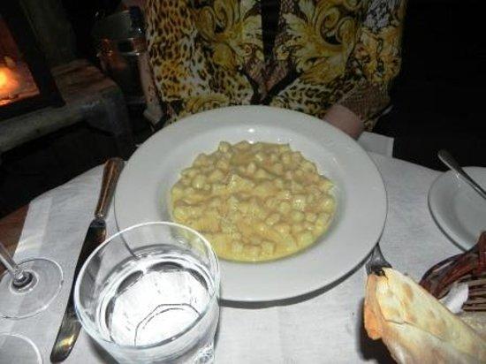 Fasano Restaurante: nhoque dos deuses!!!