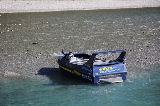 Wilkin River Jets : Danyel