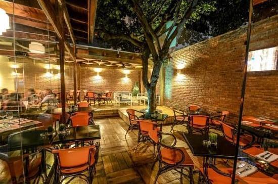 Terraza Picture Of Masai Restaurant Santo Domingo