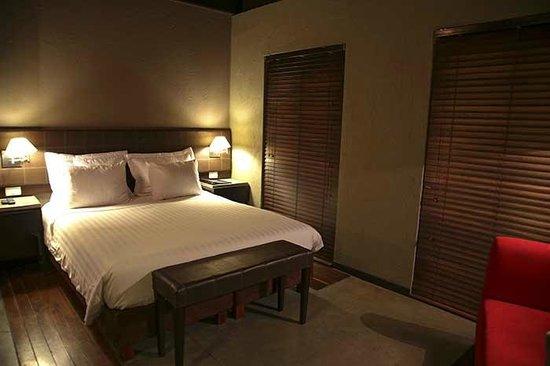Art Hotel Boutique: Bedroom