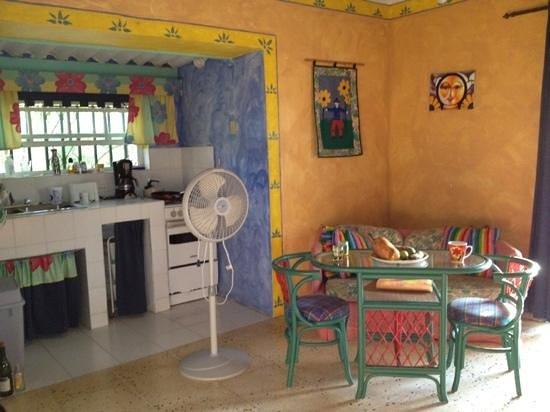Coco Palm Garden & Casa Oleander: mirasol unit