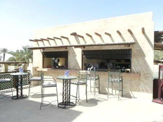 Bab Al Shams Desert Resort & Spa: um dos bares