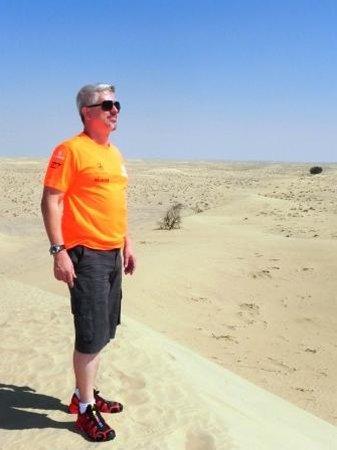 Bab Al Shams Desert Resort & Spa: Ride