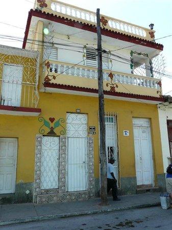 Hostel Noel y Nury : La casa en plein centre