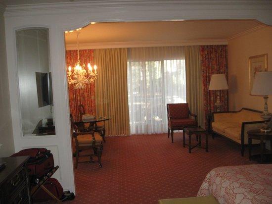 Little America Hotel Flagstaff: Hotel suite