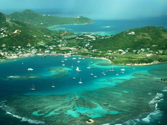 Rich View Guesthouse : The Grenadines
