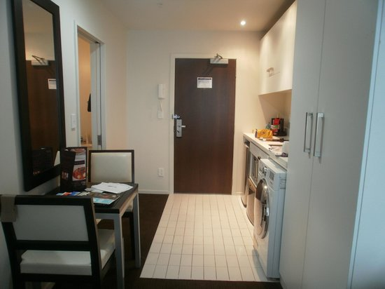 The Quadrant Hotel and Suites Auckland: Habitación