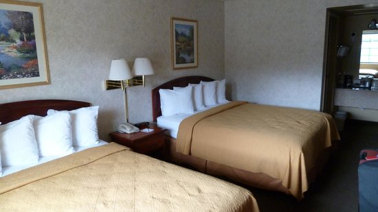 Quality Inn - Flagstaff / East Lucky Lane: Clean room