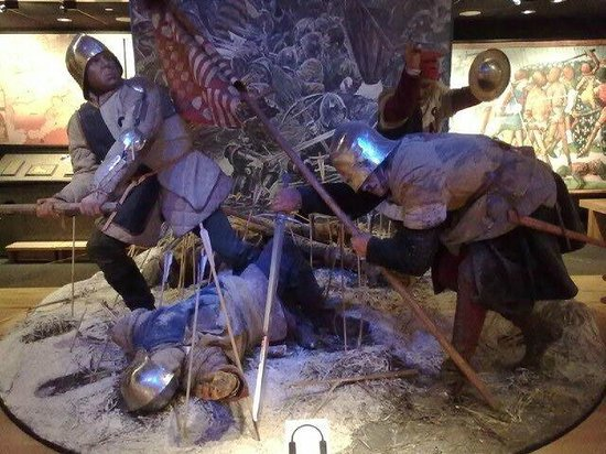 Frazier History Museum : Display