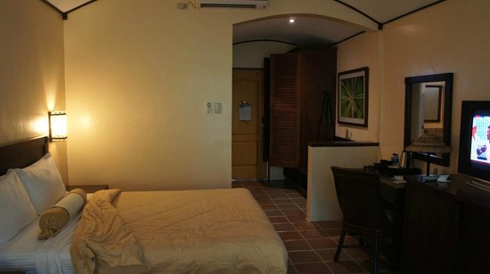 Camayan Beach Resort and Hotel: Room