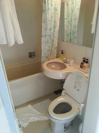 Court Hotel Hiroshima : Bathroom