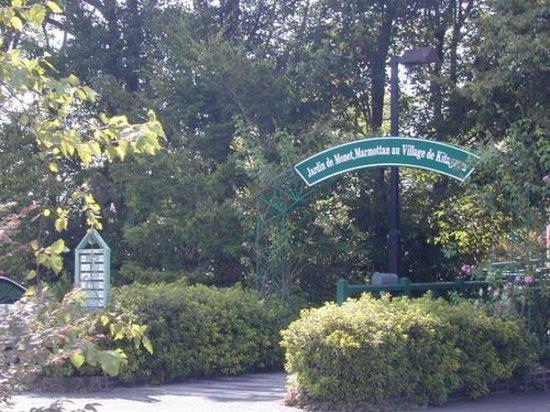 Jardin de monet marmottan au village de kitagawa kitagawa for Au jardin review