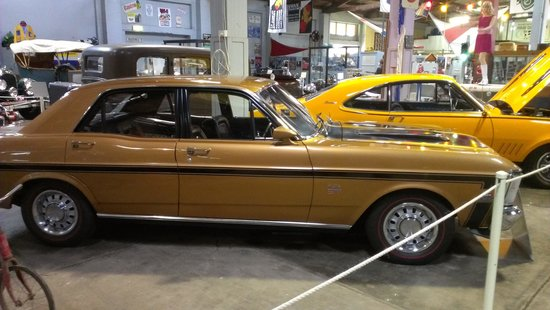 Gippsland Vehicle Collection: some great cars on display....changes every 4 months