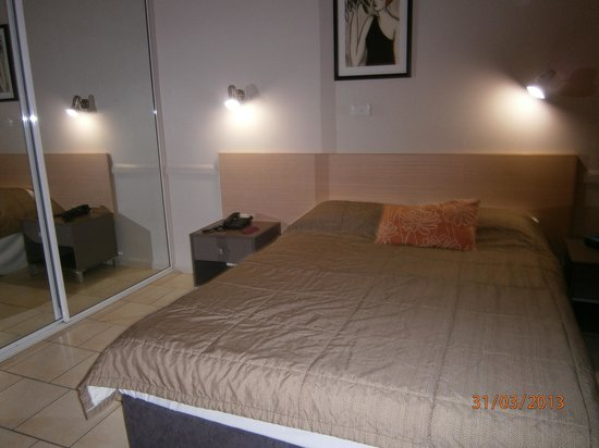 Comfort Inn Discovery Cairns: Habitación
