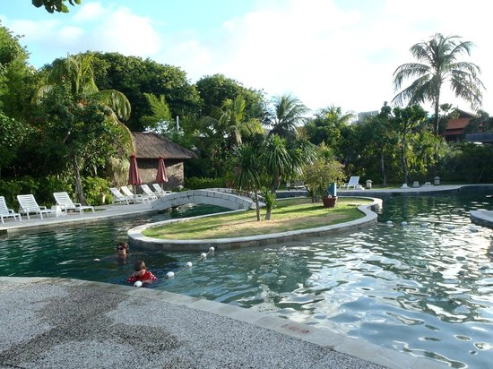 The Tanjung Benoa Beach Resort Bali: Beach front Pool