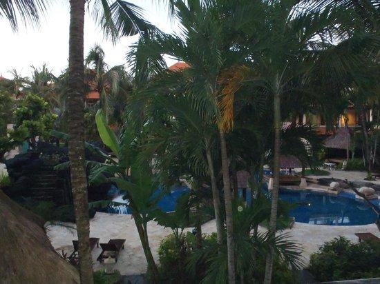 The Tanjung Benoa Beach Resort - Bali: View from third floor