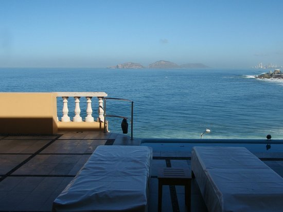 Casa Lucila Boutique Hotel: View from Conchita Room