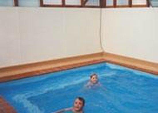 Cedar Lodge Motel : Spa pool