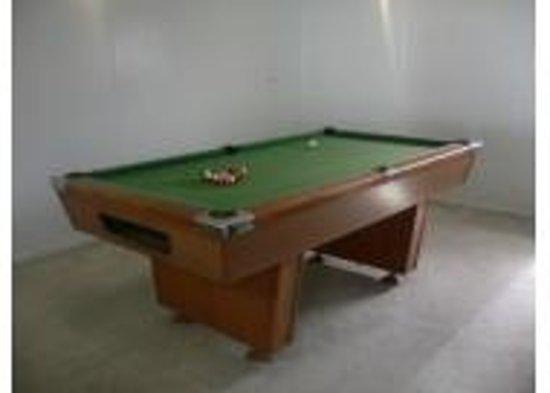 Cedar Lodge Motel : Pool Table