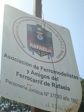 Asociacion de Ferromodelistas y Amigos del Ferrocarril de Rafaela
