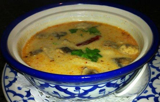 Bangkok Garden Restaurant: Coconut Soup