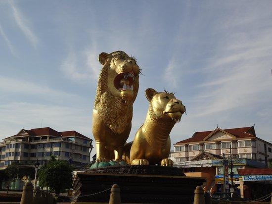 Golden Lion : ゴールデンライオンです