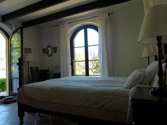 Ca'n Poma: Room