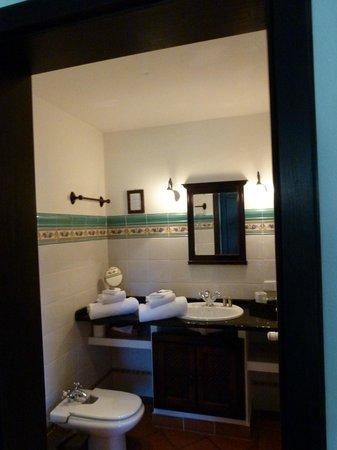 Ca'n Poma: Bathroom