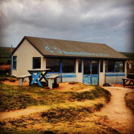 Beach House Cafe : Beachhouse Cafe, Thurlestone