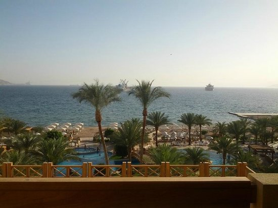 InterContinental Aqaba Resort: Red Sea