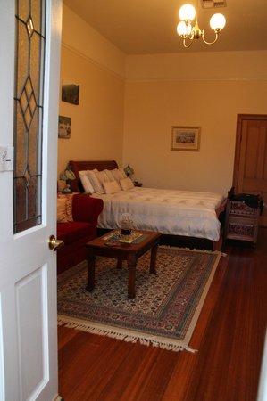 Huonville Guesthouse: Bellevue suite